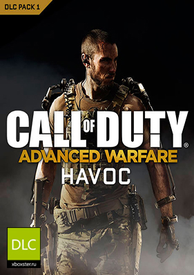 Скачать торрент Call of Duty: Advanced Warfare - Havoc DLC [Region Free/Multi] для xbox 360 без регистрации