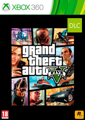 Скачать торрент Grand Theft Auto 5 - All DLC [REGION FREE/RUS] для xbox 360 без регистрации