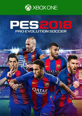 Скачать торрент Pro Evolution Soccer / PES 2018 [Xbox One] для xbox one s,x без регистрации