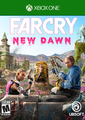 Скачать торрент Far Cry: New Dawn [Xbox One] для xbox one s,x без регистрации