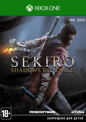 Скачать торрент Sekiro: Shadows Die Twice [Xbox One] для xbox one s,x без регистрации