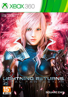 Скачать торрент Lightning Returns: Final Fantasy 13 [PAL/ENG] (LT+3.0) для xbox 360 без регистрации