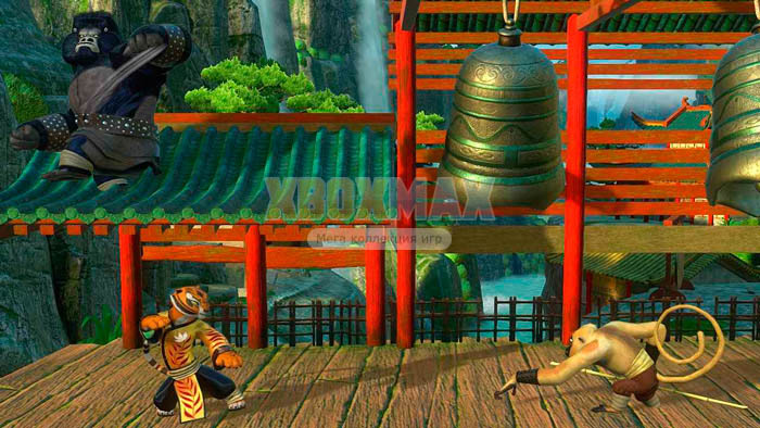 Скачать торрент Kung Fu Panda: Showdown of Legendary Legends [REGION FREE/GOD/ENG] для xbox 360 без регистрации