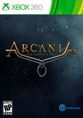 Скачать торрент Arcania: The Complete Tale [REGION FREE/GOD/RUSSOUND] для xbox 360 без регистрации