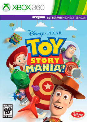 Скачать торрент Toy Story Mania! [REGION FREE/RUSSOUND] (LT+2.0) для xbox 360 без регистрации