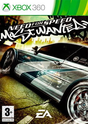 Скачать торрент Need for Speed: Most Wanted [JTAG/ENG] для xbox 360 без регистрации