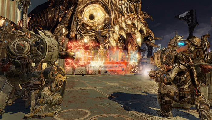 Скачать торрент Gears of War 3 [REGION FREE/JTAGRIP/RUS] для xbox 360 без регистрации