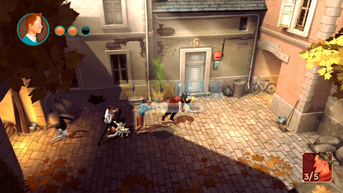 Скачать торрент Adventures of Tintin: The Game [PAL/RUSSOUND] (LT+3.0) для xbox 360 без регистрации