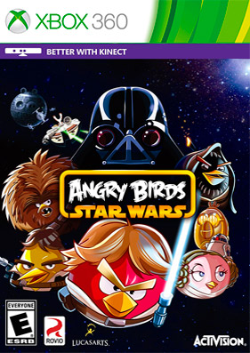 Скачать торрент Angry Birds: Star Wars [REGION FREE/GOD/ENG] для xbox 360 без регистрации