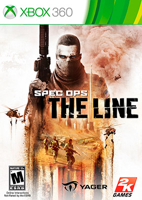 Скачать торрент Spec Ops: The Line [DLC/FREEBOOT/RUSSOUND] для xbox 360 без регистрации