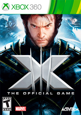 Скачать торрент X-Men: The Official Game [REGION FREE/GOD/RUSSOUND] для xbox 360 без регистрации