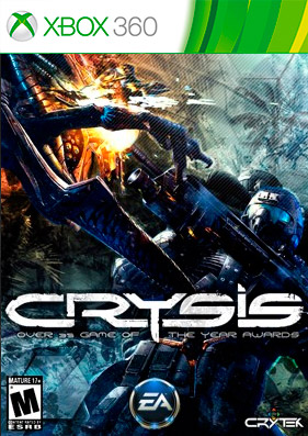 Скачать торрент Crysis [REGION FREE/GOD/RUSSOUND] для xbox 360 без регистрации