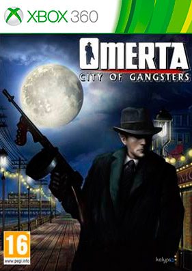 Скачать торрент Omerta: City of Gangsters [REGION FREE/RUS] (LT+1.9 и выше) для xbox 360 без регистрации
