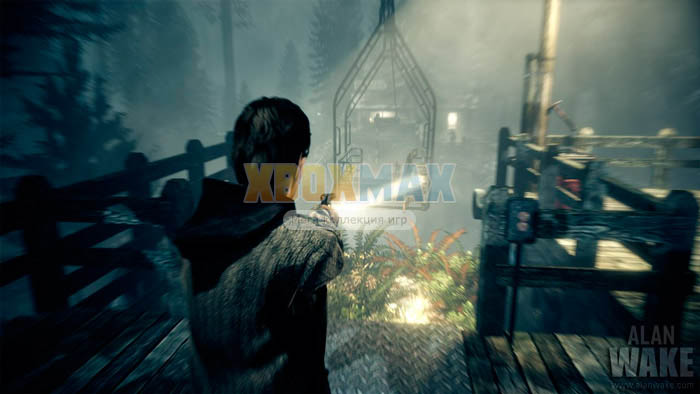 Скачать торрент Alan Wake + DLC [REGION FREE/GOD/RUS] для xbox 360 без регистрации
