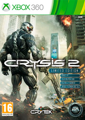 Скачать торрент Crysis 2: Limited Edition [PAL/RUSSOUND] для xbox 360 без регистрации