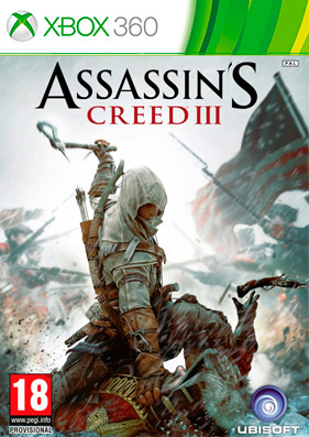 Скачать торрент Assassin's Creed 3 [PAL/RUSSOUND] (LT+3.0) для xbox 360 без регистрации