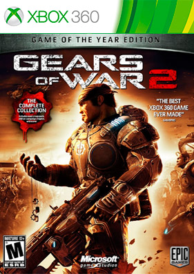 Скачать торрент Gears of War 2: Game of the Year Edition [DLC/GOD/RUS] для xbox 360 без регистрации