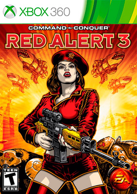 Скачать торрент Command & Conquer: Red Alert 3 [REGION FREE/GOD/RUSSOUND] для xbox 360 без регистрации