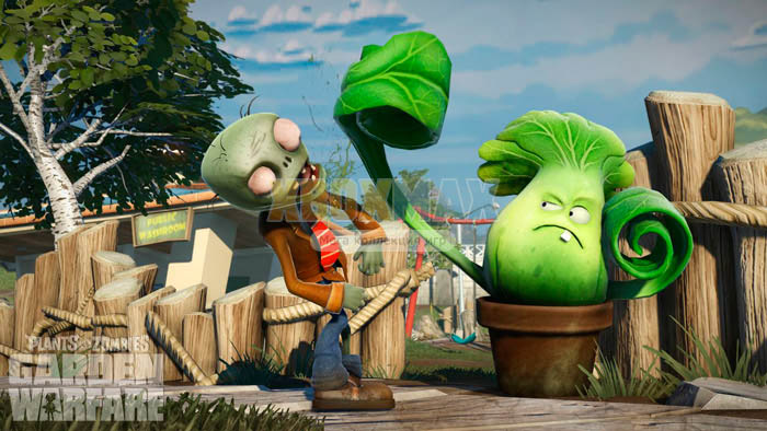 Скачать торрент Plants Vs. Zombies Garden Warfare [REGION FREE/ENG] (LT+3.0) для xbox 360 без регистрации