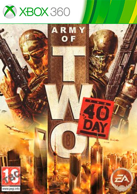 Скачать торрент Army Of Two: The 40th Day [REGION FREE/RUS] для xbox 360 без регистрации