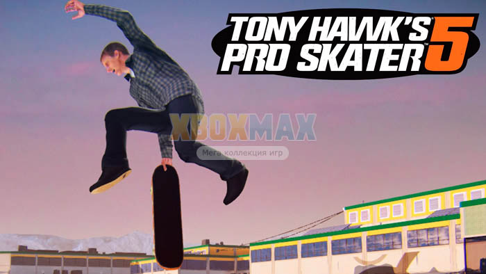 Скачать торрент Tony Hawk's Pro Skater 5 [REGION FREE/GOD/ENG] для xbox 360 без регистрации