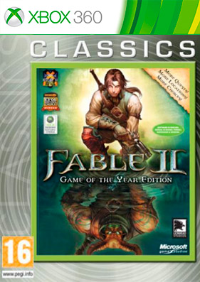 Скачать торрент Fable 2: Game of the Year Edition [REGION FREE/RUSSOUND] для xbox 360 без регистрации