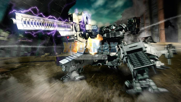 Скачать торрент Armored Core V [REGION FREE/GOD/ENG] для xbox 360 без регистрации