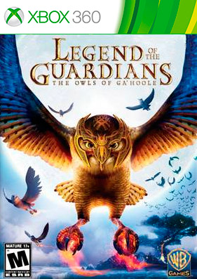 Скачать торрент Legend of the Guardians: The Owls of Ga'Hoole [REGION FREE/RUS] для xbox 360 без регистрации