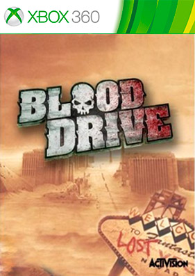Скачать торрент Blood Drive [REGION FREE/GOD/ENG] для xbox 360 без регистрации