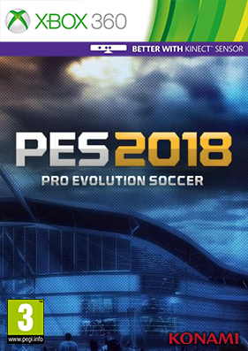Скачать торрент Pro Evolution Soccer / PES 2018 [PAL/RUS/MULTI7] (LT+3.0) для xbox 360 без регистрации