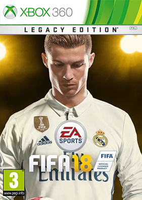 Скачать торрент FIFA 18 Legacy Edition [PAL/RUSSOUND] (LT+3.0) для xbox 360 без регистрации