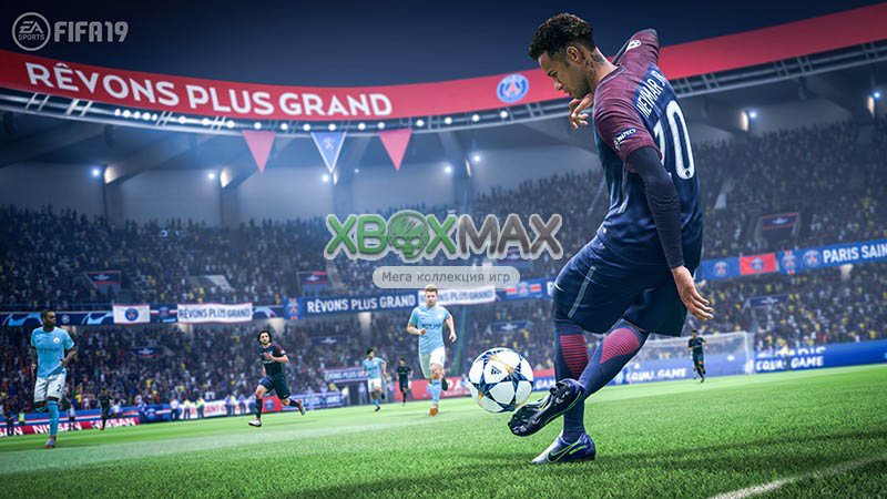 Скачать торрент FIFA 19. Legacy Edition [XBL-BUILD] [GOD/RUS/MULTI] для xbox 360 без регистрации