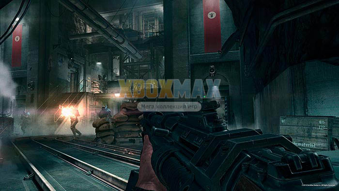 Скачать торрент Wolfenstein: The New Order [FREEBOOT/RUS] для xbox 360 без регистрации
