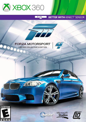 Скачать торрент Forza Motorsport 4: Unicorn Cars Edition [GOD/RUS] для xbox 360 без регистрации
