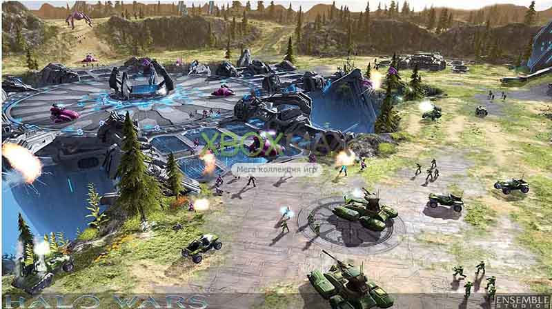 Скачать торрент Halo Wars [FREEBOOT/GOD/RUSSOUND] для xbox 360 без регистрации