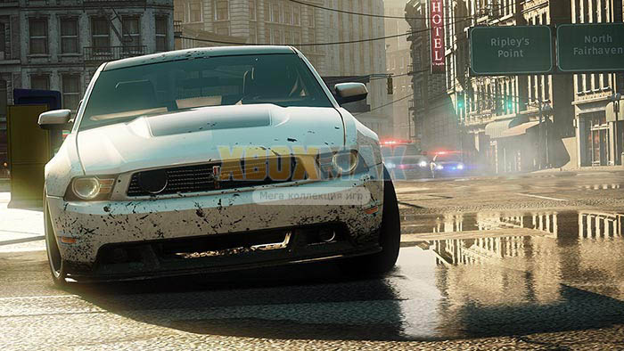 Скачать торрент Need For Speed Most Wanted [PAL/RUSSOUND] (LT+2.0) для xbox 360 без регистрации