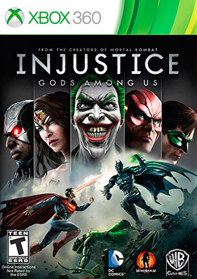 Скачать торрент Injustice: Gods Among Us + DLC [GOD/RUS] для xbox 360 без регистрации