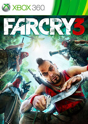 Скачать торрент Far Cry 3 - Deluxe Edition [GOD/FREEBOOT/DLC/RUSSOUND] для xbox 360 без регистрации