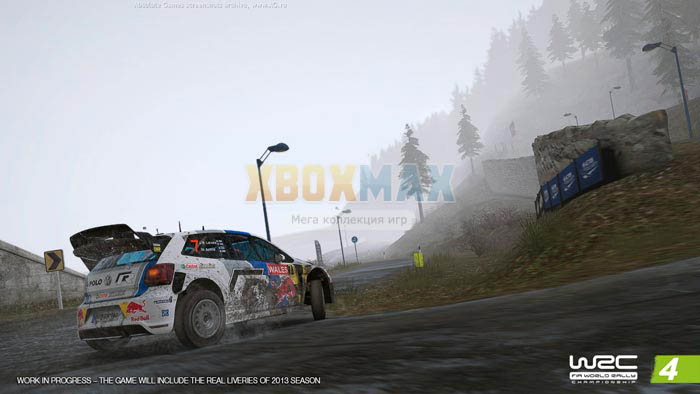 Скачать торрент WRC: FIA World Rally Championship 4 [PAL/ENG] (LT+1.9 и выше) для xbox 360 без регистрации