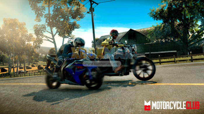 Скачать торрент Motorcycle Club [REGION FREE/GOD/RUS] для xbox 360 без регистрации