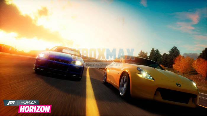 Скачать торрент Forza Horizon [REGION FREE/RUSSOUND] (LT+3.0) для xbox 360 без регистрации