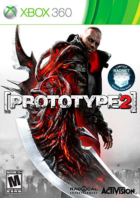 Скачать торрент Prototype 2 [REGION FREE/RUSSOUND] (LT+3.0) для xbox 360 без регистрации
