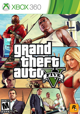 Скачать торрент Grand Theft Auto 5 [REGION FREE/RUS] (LT+2.0) для xbox 360 без регистрации