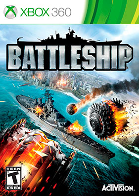 Скачать торрент Battleship: The Video Game [GOD/RUS] для xbox 360 без регистрации