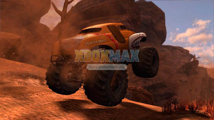 Скачать торрент Monster Jam Battlegrounds [XBLA/ENG] для xbox 360 без регистрации