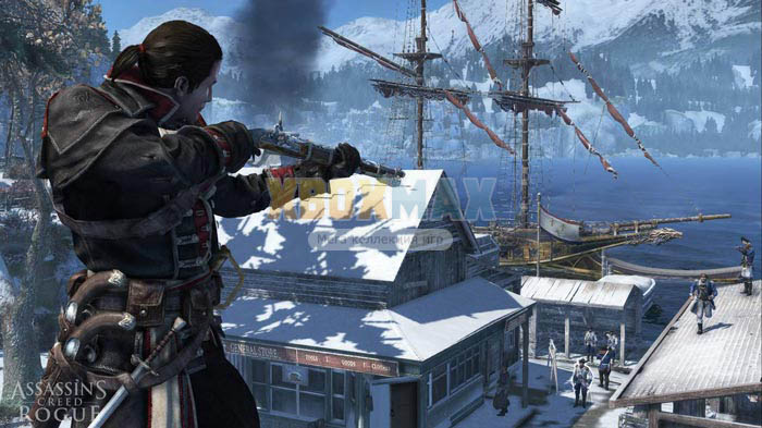 Скачать торрент Assassin's Creed Rogue [PAL/RUSSOUND] (LT+2.0) для xbox 360 без регистрации