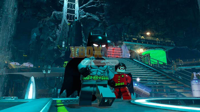 Скачать торрент Lego Batman 3: Beyond Gotham [GOD/RUS] для xbox 360 без регистрации