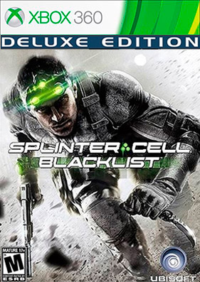 Скачать торрент Tom Clancys Splinter Cell: Blacklist - Deluxe Edition [RUSSOUND] (LT+3.0) для xbox 360 без регистрации