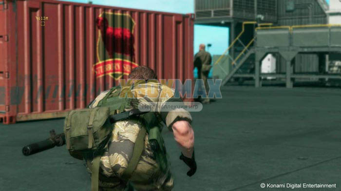 Скачать торрент Metal Gear Solid V: The Phantom Pain - DAY ONE EDITION (DLC/GOD/RUS) для xbox 360 без регистрации