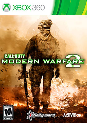 Скачать торрент Call of Duty - Modern Warfare 2 [PAL/RUSSOUND] (LT+3.0) для xbox 360 без регистрации